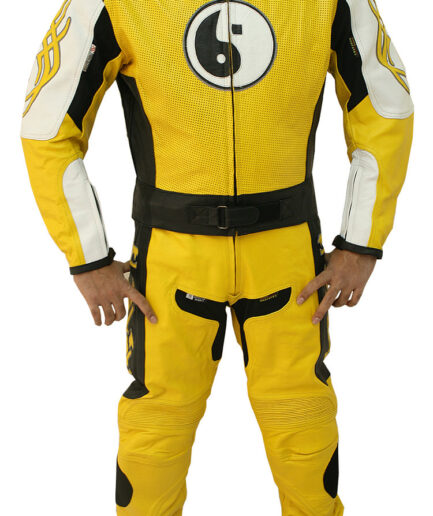 Men's Motorcycle Leather Suit