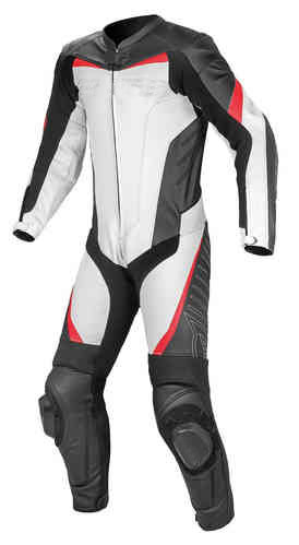 Men's Motorcycle Racing Leather Suit