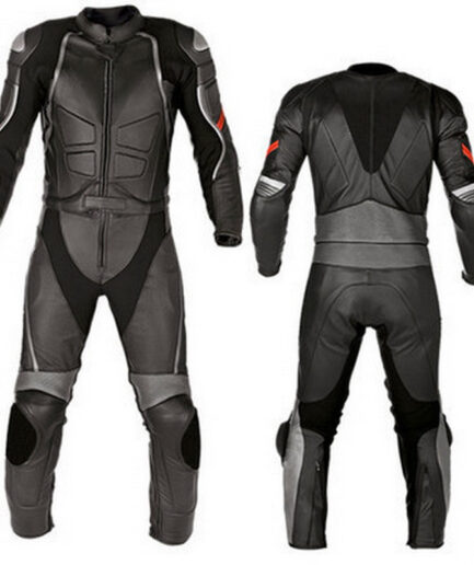 Night Rider Motorbike Leather Suit