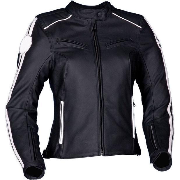 Pathfinder Ladies Motorbike Leather Jacket