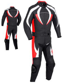 Premier Motorbike Racing Leather Suit