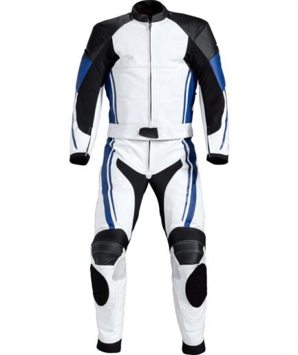 Racing Motorbike Leather Suit
