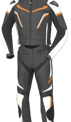 Raod Master Motorbike Racing Leather Suit