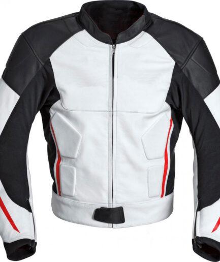 Safari Motorbike Leather Jacket