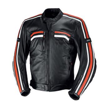 Ladies Motorcycle Leather Jacket