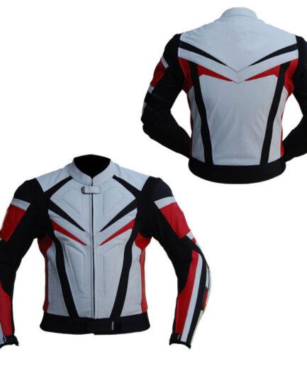 Tanaki Motorbike Leather Jacket
