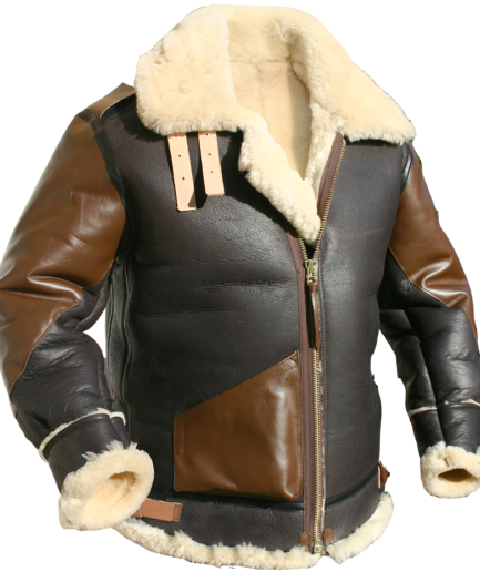 Shearling B3 Leather Jackets