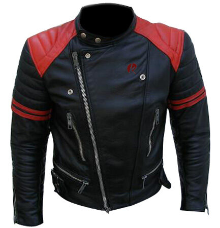 Vancouver Motorbike Leather Jacket