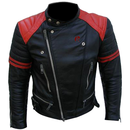 Vancouver Motorbike Leather Jacket
