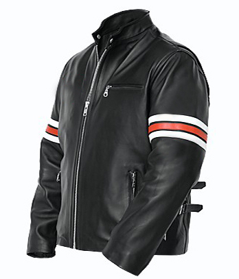 Wollongong Motorbike Leather Jacket
