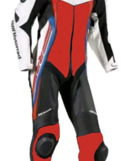 BMW Motorcycle Men Leather Suit