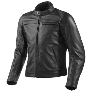 Men's Biker Leather Jacket
