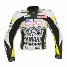 Yamaha Motorbike Petronas Leather Jacket