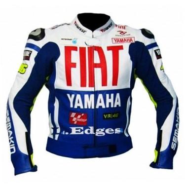 Yamaha FIAT Motorbike Leather Jacket